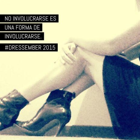 Dressember Spanish Girlvolution 2015 Inma Ferragud
